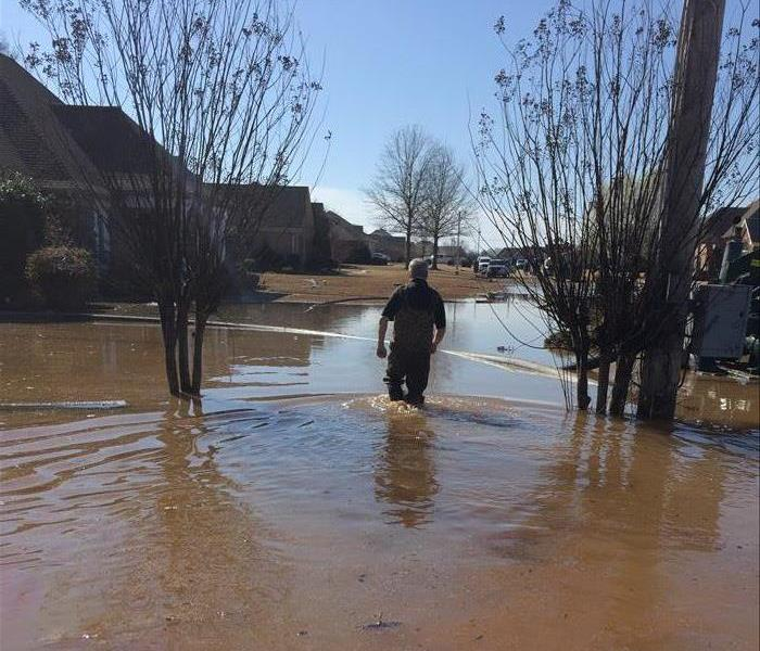 February Flooding in Muscle Shoals