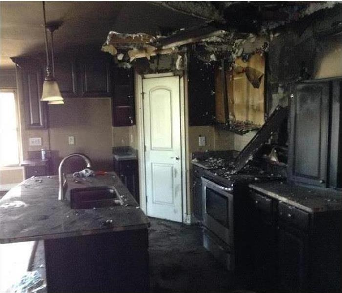 Fire Damage When Fire Damage to Your Home Needs Reconstruction