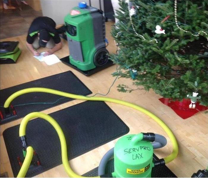 Water Damage How to Prevent Water Damage During Christmas Vacation