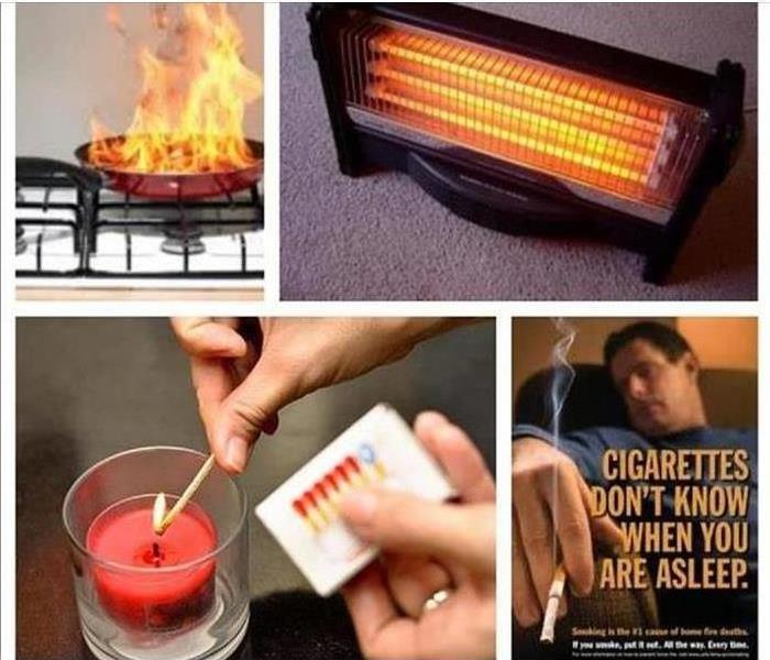 Fire Damage Heating Safety Tips