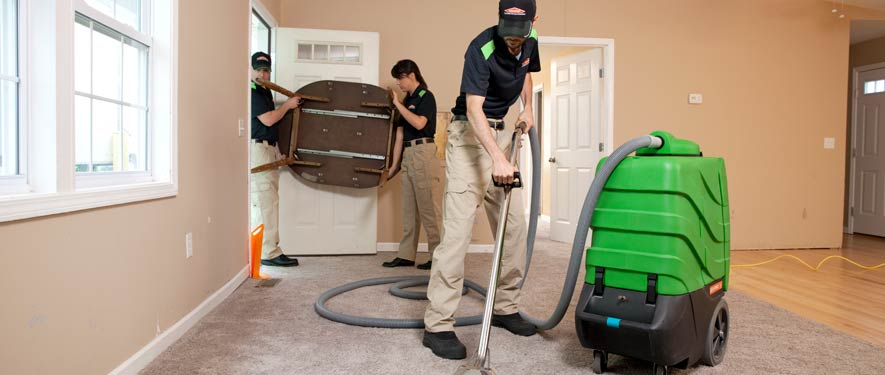 Florence, AL residential restoration cleaning